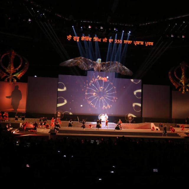 Guru Gobind Singh Ji 350th Birth Anniversary