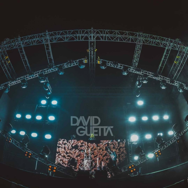 David Guetta Sunburn 2017