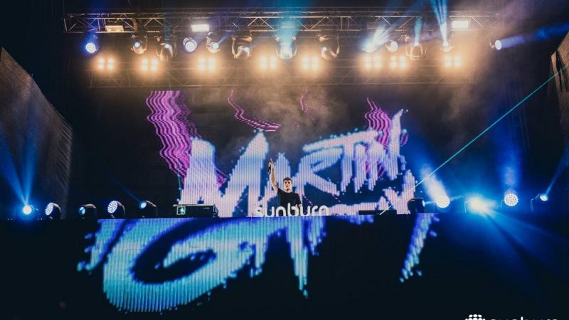 Martin Garrix Concert